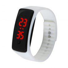 Fashion Led Silicone Sports Watches Touch Screen Digital Bracelet Watch
