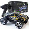 2.4G Remote Control Charging Toy Car Off-Road Climbing Racing Car Model - MULTI-A