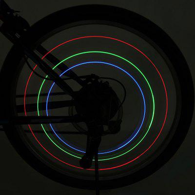 LED Super Bright Bicycle Lights Carry 3 Flashing Modes