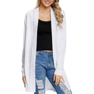 Cardigan Jacket with Long Sleeves
