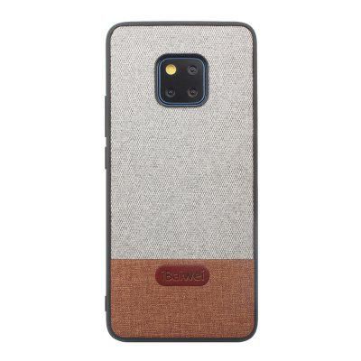 Simple and Stylish Cloth stitching Anti-Fall Phone Case for Huawei Mate 20 Pro