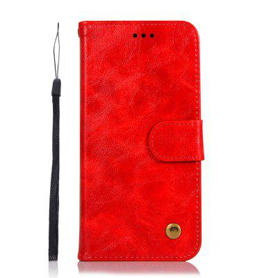 for Nokia 5.1 / Nokia 5 2018 Case Fashion PU Flip Wallet Leather Phone Cover