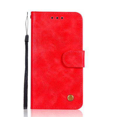 for iPhone XS Case Fashion PU Flip Wallet Leather Phone Cover