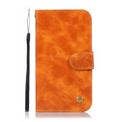 Para Samsung Galaxy J2 Núcleo 2018 Caso Moda PU Flip Wallet Leather Phone Cover