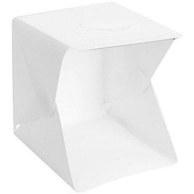 Portable Small Studio Folding Light Box LED Light Tent Kit