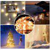 String Lights USB Plug in Fairy Lights 33 ft 100 LED Copper  Starry Waterproof P - GOLD