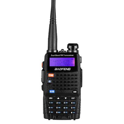 BAOFENG UV-5RC Walkie Talkie Transceiver 2-way Radio 128CH VHF/UHF Dual Band