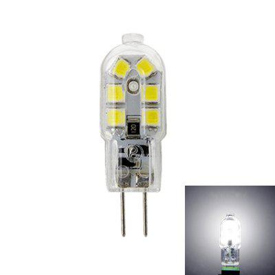OMTO LED G4 Lámpara DC 12V SMD2835 Bombilla LED G4 mini Luces ultra brillantes de la lámpara