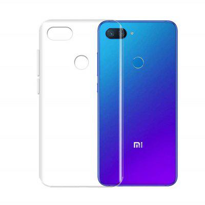 Transparent Soft TPU Case Cover for Xiaomi 8 Lite
