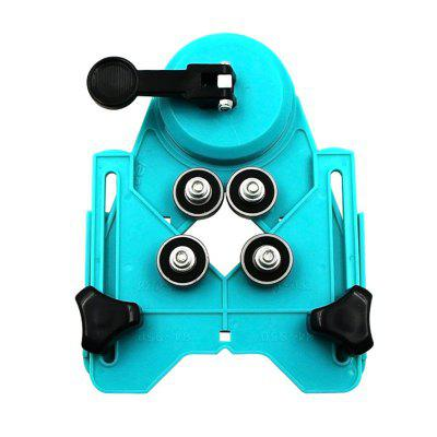Tile Punch Locator Ceramic Bit Glass Hole Opening Positioner