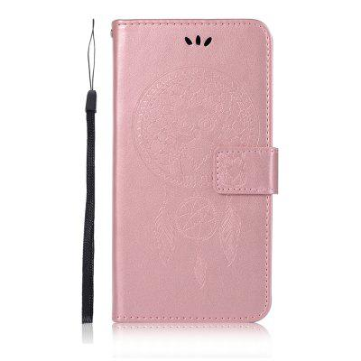 Owl Wallet PU Flip Leather Cover for LG Stylo 4 / LG Q Stylus Phone Case