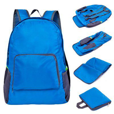20L Waterproof Lightweight Foldable Travel Hiking Backpack Rucksack Luggage Bag