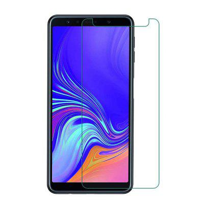 HD Screen Protector Protection Film for Samsung Galaxy A7 2018 Tempered Glass