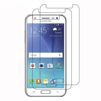 2 Pcs Screen Protector Protection for Samsung Galaxy J310 / J3 2016 2015