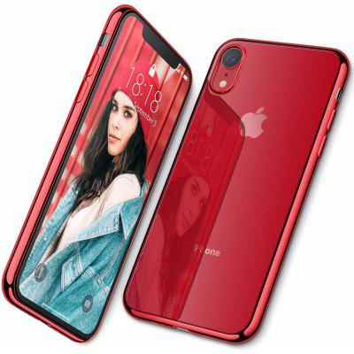 Coque en gel TPU ultra mince pour iPhone XR