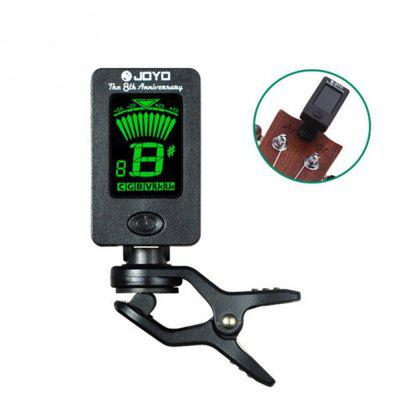 JOYO Chromatic Bass Violin Ukulele Universal Portable Guitar Tuner