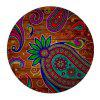 Non Slip Rubber Round Cool Soft  Anti-Water Gaming Mouse Pad - MULTI