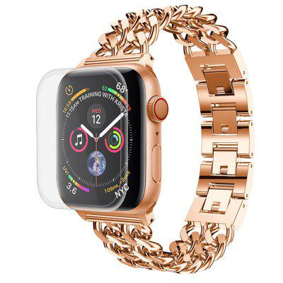 40 MM/44 MM NEW Tempered Glass Full Coverage For Apple Watch 4 Series