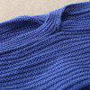 KISSMILK Women'S Popular Simple Sweater Blue - BLUE