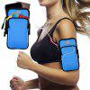 Innens Arm Bag Universal Sports Armband Fitness Arm Bag with Earphone Jack - CELESTE