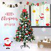 Christmas Festive Ornaments Christmas Decorations Christmas Tree Increased Encry - PINE GREEN