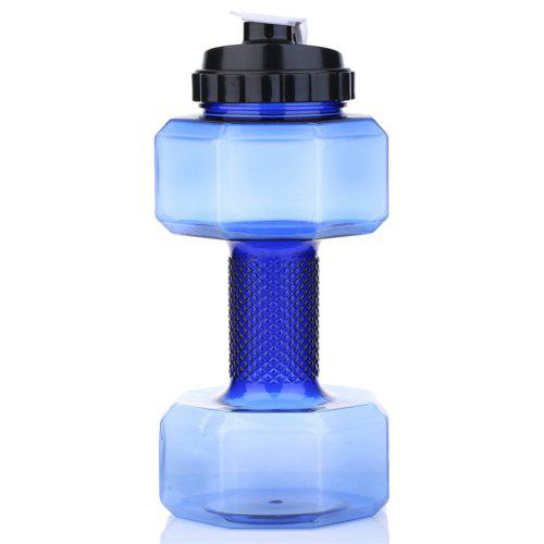 Large Capacity Dumbbell Plastic Cup