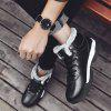 New Trend High Help Men'S Casual Shoes Warm Winter Men'S Cotton Shoes QC7766 - BLACK