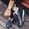 New Trend High Help Men'S Casual Shoes Warm Winter Men'S Cotton Shoes QC7766 - GRIS AZULADO
