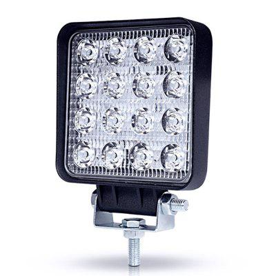 Jiawen 48W LED Work Light Offroad Car Truck Tractor Boat LED Driving Light