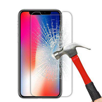 Anti-Fingerprint 9H Hardness HD Clear Tempered Glass Shield Film for IPhone XR