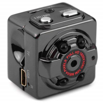 SQ8 HD Camera 1080P Night Vision Infrared Sports Mini Camera