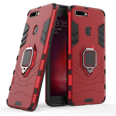 All-inclusive with Bracket Anti-fall Hard Shell for OPPO R11S PLUS