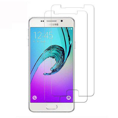 2 PCS Screen Protector Protection Tempered Glass for Samsung Galaxy A310/A3 2016
