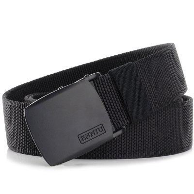 ENNIU Genuine Nylon Belt - fan Tactical Training Belt