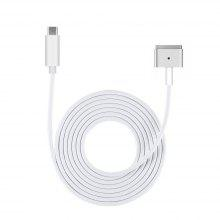 USB-C to Magsate 2 T-Tip Power Adapter Cable for Macbook Pro / MacBook Air