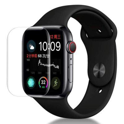 40 Mm for  Iwatch Series Protector Bands I Watch 4 Protective Film 1 slice