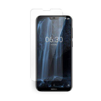 2PCS Screen Protector Protection Film for Nokia 6.1 Plus/X6 HD Tempered Glass