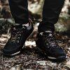 2018 New Non-slip Waterproof Wear-resistant Outdoor Hiking Shoes Men's Shoes - NOIR