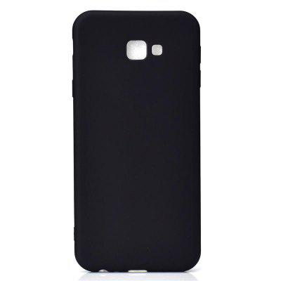 TPU Material Solid Color Mobile Phone Case for Samsung Galaxy J4 Plus