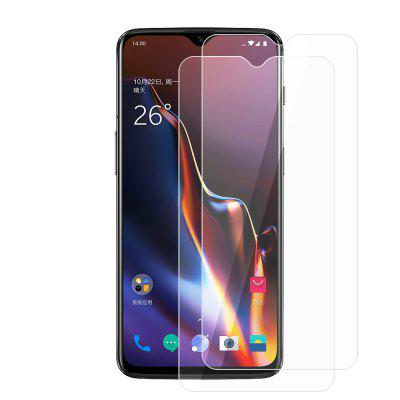 JOFLO 2pcs 9H Tempered Glass Screen Protector Film for OnePlus 6T