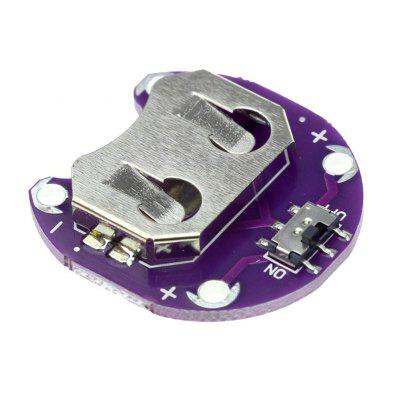 LilyPad Coin Cell Battery Holder CR2032 Battery Holder Module