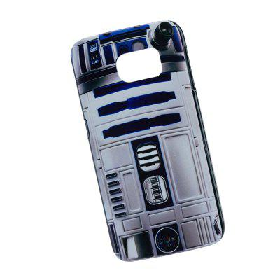 R2D2 Case Back Cover for Galaxy S6 Edge