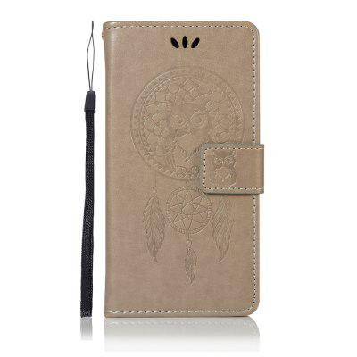 Owl Wind Chimes Wallet Flip Leather Cover for Google Pixel XL 3 / Pixel 3XL Case