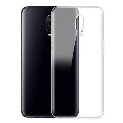 Mobile Phone Transparent TPU Soft Shell for One Plus 6T