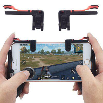 Mobile Phone Shooter Trigger Fire Button Joystick Gamepad