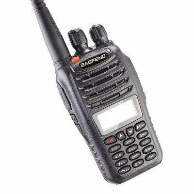 BaoFeng UV-B5 Walkie Talkie VHF136-174 UHF 400-480 Small Mini LCD Screen