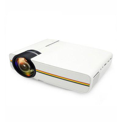 HD Smart Projector Mini Exquisite Appearance