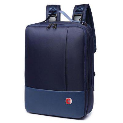 Swiss Army Knife Fashion Backpack Sac à bandoulière double suisse