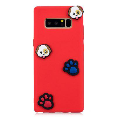 Colorful Candy Series Mobile Phone Case for Samsung Note 8