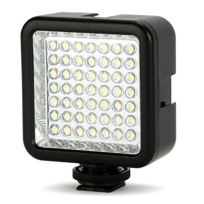 Dimmable DSLR Camera Camcorder Led Panel Video Light For Canon Nikon